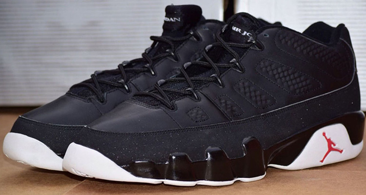 promo code cc2f5 168b6 all black jordan 9s