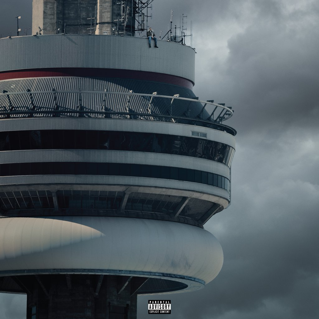 Drake Views From The 6 Artwork